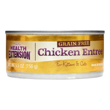 Health Extension Chicken Entree Canned Cat Food