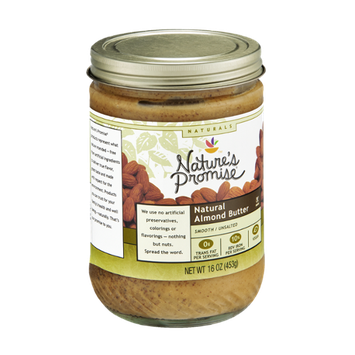 Nature's Promise Naturals Almond Butter Natural