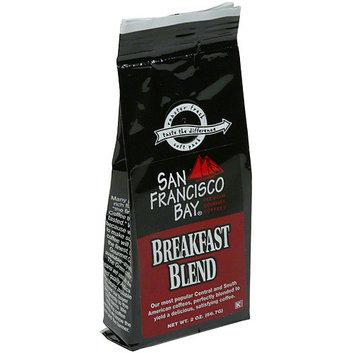 San Francisco Bay Coffee Breakfast Blend Ground Coffee