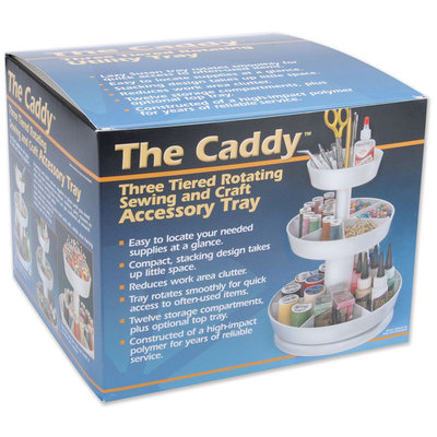 Pedal STA The Caddy Rotating Utility Tray