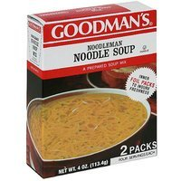 Goodman's Noodleman Noodle Soup Mix