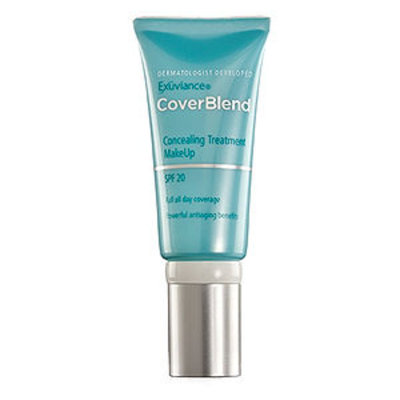 CoverBlend by Exuviance Concealing Treatment Makeup SPF 20