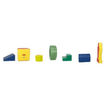 Foam Heads foamnasium Obstacle Group - Multicolor