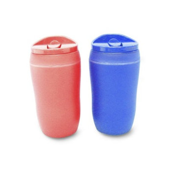 Inno-Art Corp. Circo Double Walled Travel Mug - Red & Blue