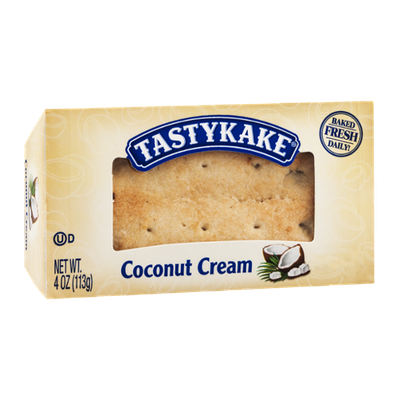 TastyKake® Baked Pies Coconut Cream