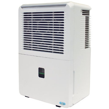 Perfect Aire 50 Pt Dehumidifier With Built-In Ejector Pump (3PMP50)