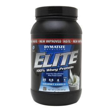 Dymatize Nutrition Elite 100% Whey Protein Gourmet Vanilla