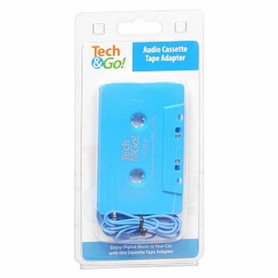 Tech & Go Cassette Tape Adapter