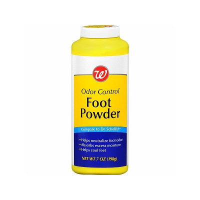 Walgreens Odor Control Foot Powder