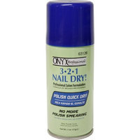 ONYX Professional 3-2-1 Dry! Salon Nail Dryer, 8.5 oz