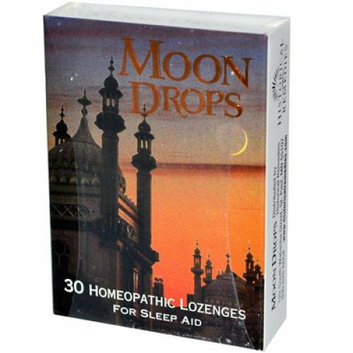 Historical Remedies Moon Drops for Sleep Aid Case of 12 30 Lozenges