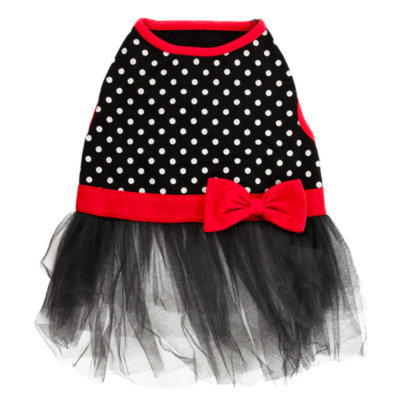 Martha Stewart PetsA Polka Dot Dress