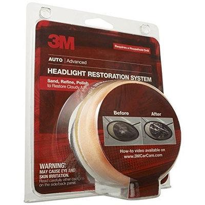 3M 39008 Headlight Lens Restoration System [1 Pack]