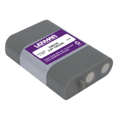 Lenmar CB0103 Replacement Battery for Panasonic HHR-P103, AT&T 89-