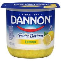 Dannon® Fruit On The Bottom Lemon Yogurt