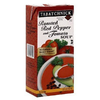 Tabatchnick, Soup Rstd Pppr & Tomato, 32 OZ (Pack of 12)