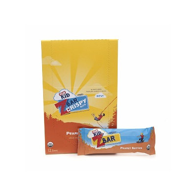 Clif Kid Organic Whole Grain Rice Crispy Bars