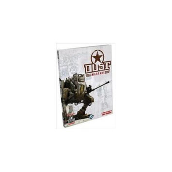 Fantasy Flight Games DWF01 Dust Warfare Core Book - Hc