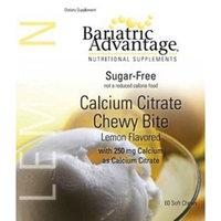 Carbessentials Bariatric Advantage Calcium Chews - Lemon (60 soft chews)