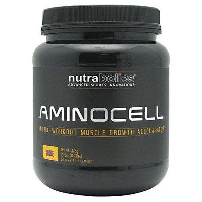 Nutrabolics Aminocell, Grape, 12.6-Ounce