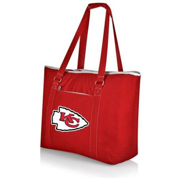 Nfl - Kansas City Chiefs Kansas City Chiefs Red Tahoe Cooler Tote Picnic Time