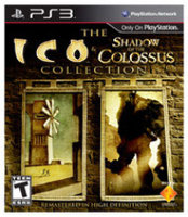 Sony Computer Entertainment Ico and Shadow of the Colossus Collection