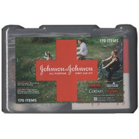 Johnson & Johnson JOJ8123 - Johnson amp; Johnson All-Purpose First Aid Kit