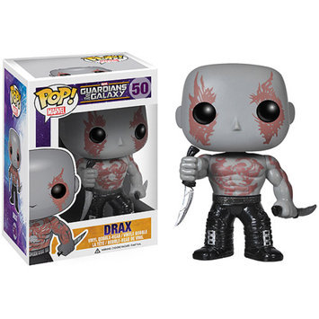 Funko Marvel Pop! Marvel Guardians of the Galaxy Vinyl Figure, Drax