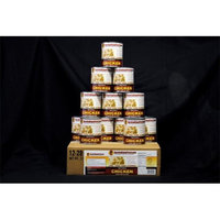 Survival Cave Food Canned Chicken, 12 - Pk. 14 1/2 - oz. cans