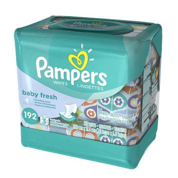 Pampers Baby Fresh Wipes