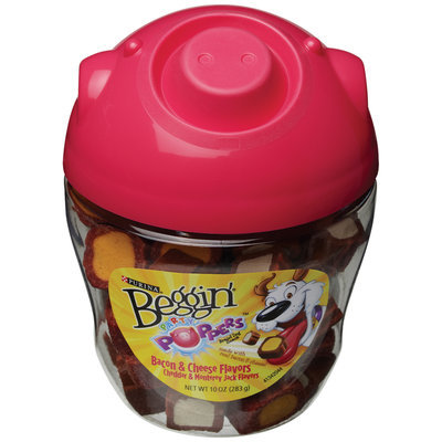 Purina Beggin Party Pop Canister - 10 oz.