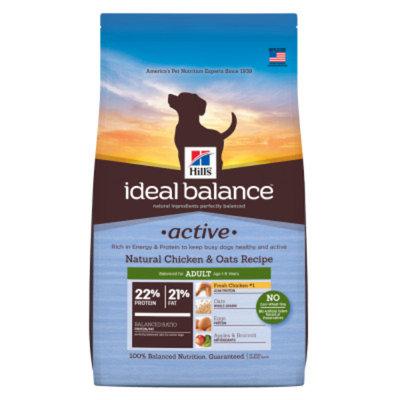 Hill's Ideal Balance Hill'sA Ideal BalanceTM Active Adult Dog Food
