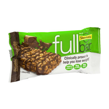 Fullbar Double Chocolate Chip Flavored Bar