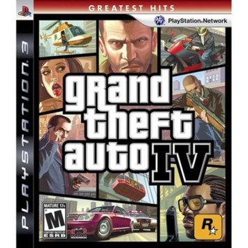Sony Grand Theft Auto IV (PlayStation 3)