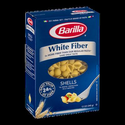 Barilla Pasta White Fiber Shells