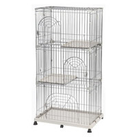 Iris IRIS Cat Play Pen, 3-Story