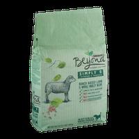 Purina Beyond Natural Dog Food Ranch Raised Lamb & Whole Barley Recipe