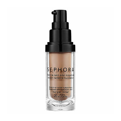 SEPHORA COLLECTION Instant Radiance Foundation Mat Tan 35 Bronze 0.67 oz
