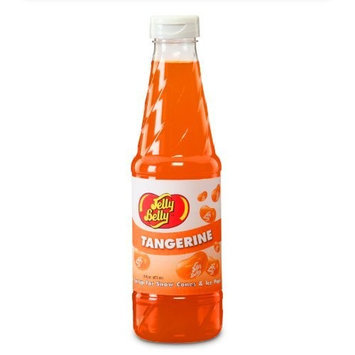 Back To Basics Jelly Belly Tangerine Syrup