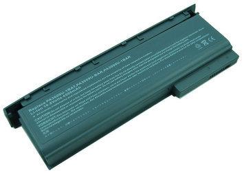 Laptop Battery Pros Toshiba: Tecra 8200, Portege 3110 Series, PA3062U Series