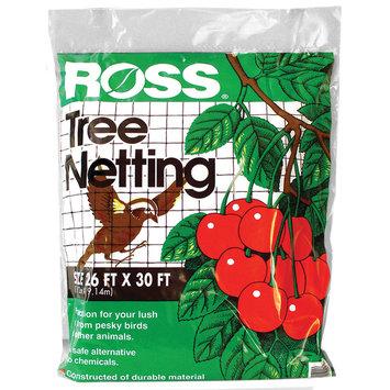 Easy Gardener Ross Tree Netting, 26-feet x 30-feet