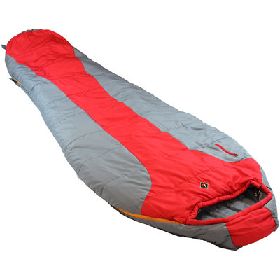 Ledge Sports Featherlite 20 Degree Sleeping Bag Color: Red