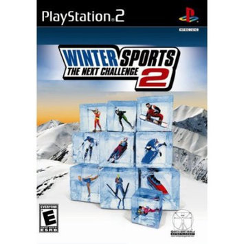 Conspiracy Ent Conspiracy 153 Winter Sports 2 The Ultimate Challenge (Playstation 2)