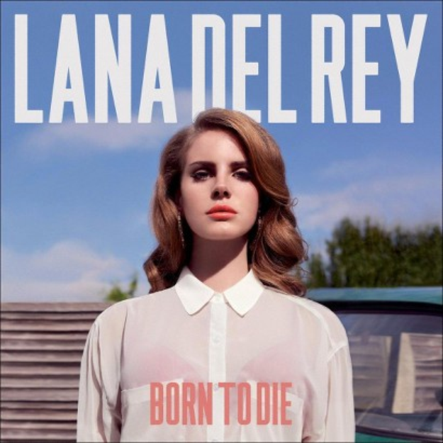 Universal LANA DEL REY - BORN TO DIE: DELUXE EDITION