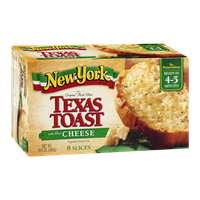 New York Brand The Original Thick Slice Texas Toast with Real Cheese - 8 CT
