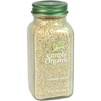 Simply Organic Certified Organic Sesame Seed Whole