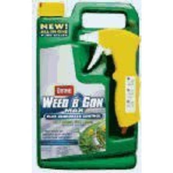Ortho Weed-B-Gon MAX Plus Crabgrass Control Ready-to-Use - 1/2 Gallon 0422010 (Discontinued by Manufacturer)