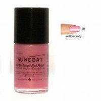 Cotton Candy Nail Polish - Water Based Nail Polish, 0.5 oz,(Suncoat)