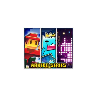 Sanuk Games SARL ARKEDO SERIES