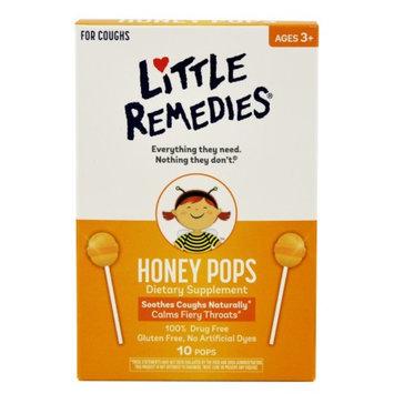 Little Colds Non-Medicated Honey Pops